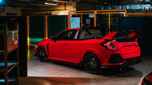 Honda Civic Type-R'dan pick-up olur mu?
