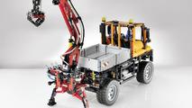 Mercedes-Benz Unimog 60th anniversary edition by LEGO
