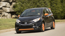 2016 Nissan Versa Note Color Studio