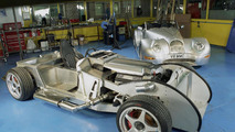 Morgan chassis - 18.8.2011