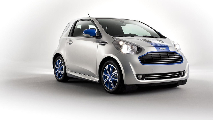 Aston Martin Cygnet special edition by Colette