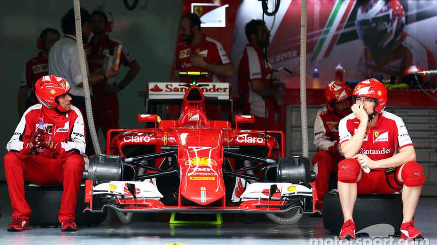 Ferrari releases audio of new F1 car fire-up