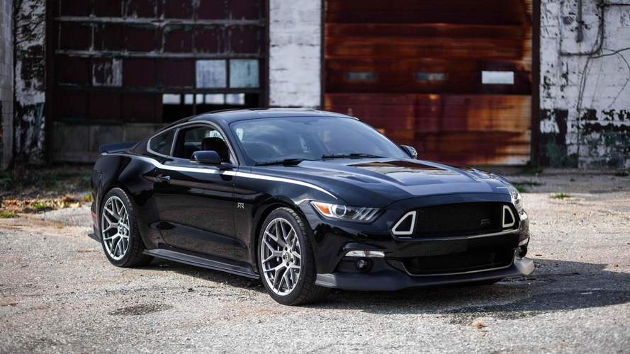 2015 Ford Mustang RTR unleashed with up to 725 bhp