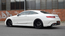 Mercedes S63 AMG Coupe by MEC Design