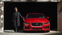 Jaguar XE-S teaser image