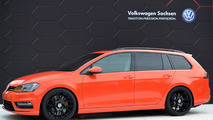 Volkswagen brings Golf Variant Youngster 5000 to Worthersee GTI meeting