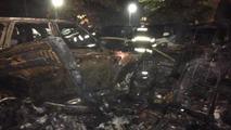 Fire at Sudbury JLR dealership in Massachusetts