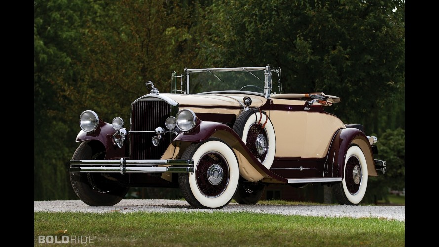 Pierce-Arrow Model 43 Roadster