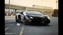SR Auto Group Lamborghini Aventador Black Bull
