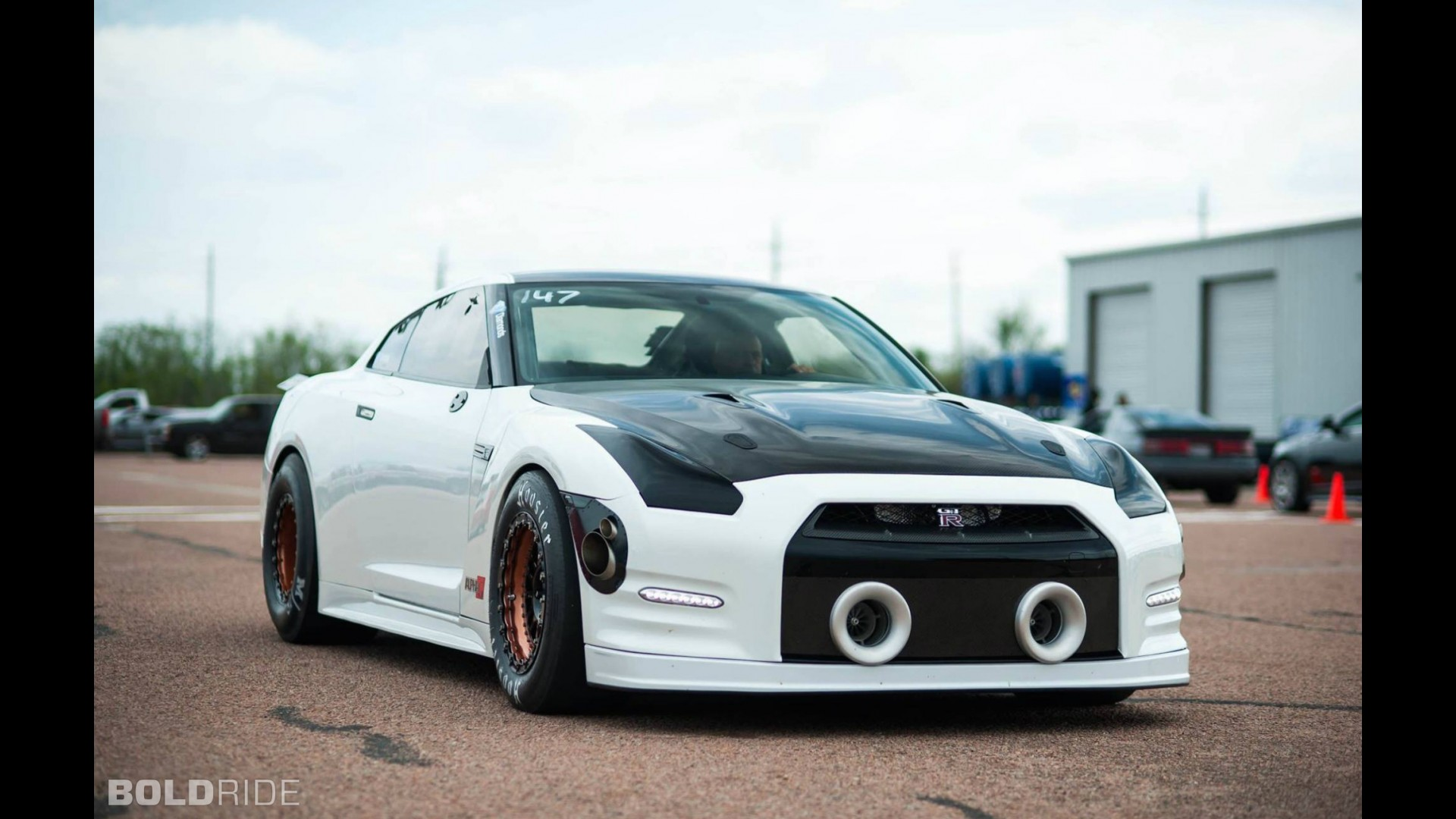 AMS Performance Nissan GT R Alpha G