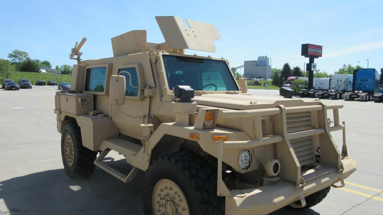 2008 Protector I Military Vehicle