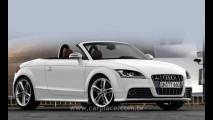 Audi TT-S: Fotos oficiais da versão mais nervosa do Audi TT vazam na internet