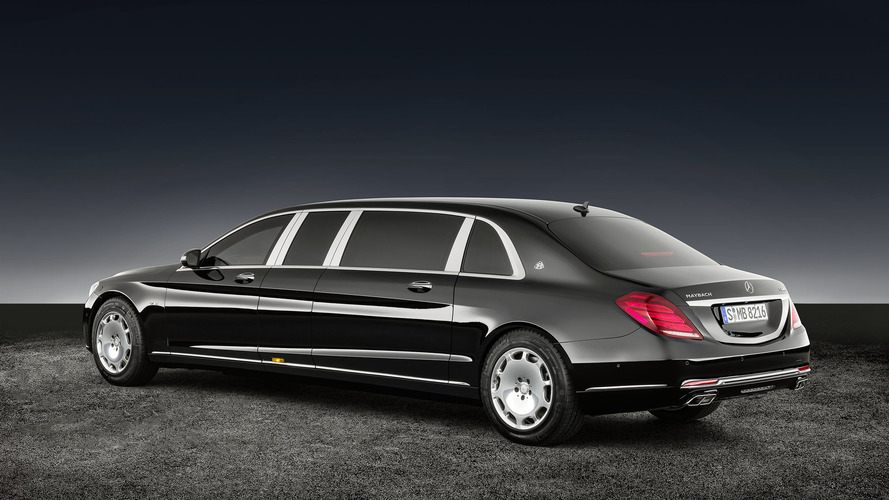 Mercedes-Maybach S600 Pullman Guard - Quand luxe rime avec sécurité