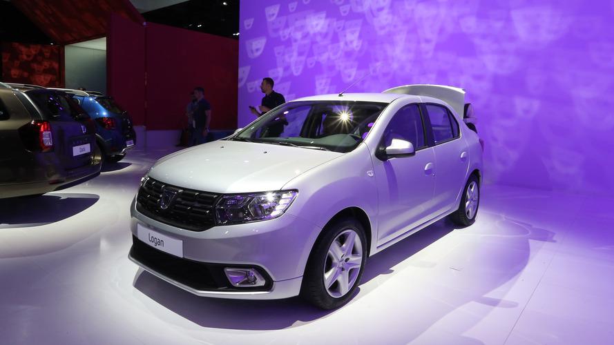 Dacia Logan 2016 Mondial de l'Automobile