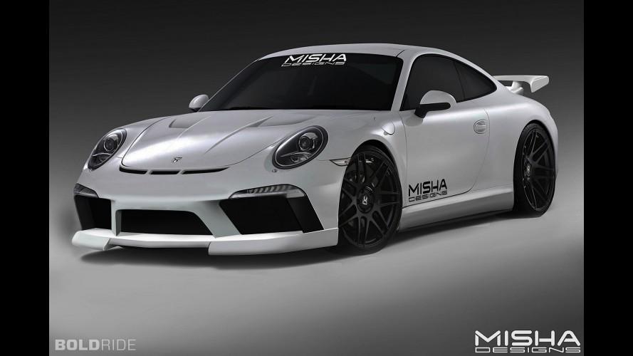 Misha Designs Porsche 991 Body Kit