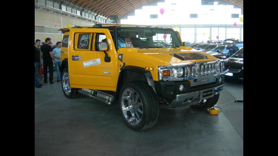 My Special Car Show 2008: si scaldano i motori!