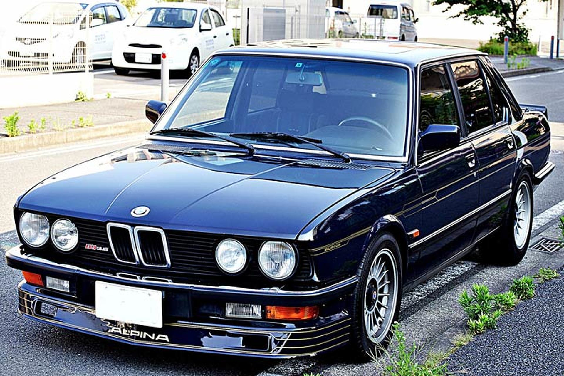 This Alpina B Is A Rare Alternative To The BMW M - Alpina bmw