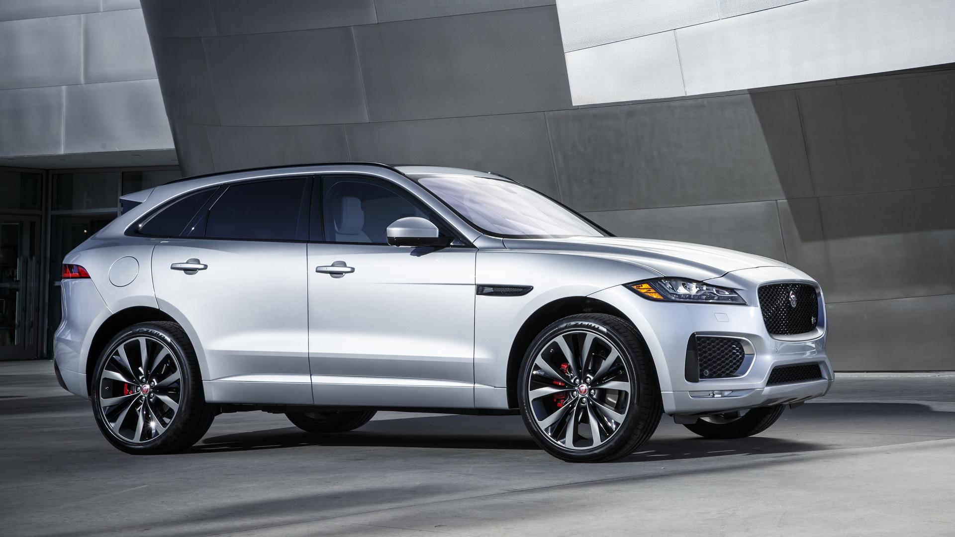 Jaguar F-Pace News and Reviews | Motor1.com
