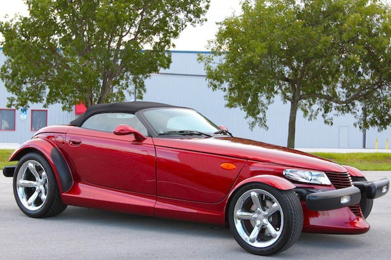 Your ride 2002 chrysler prowler