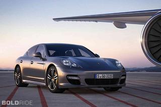 Jaw Dropper: Porsche Panamera Turbo S