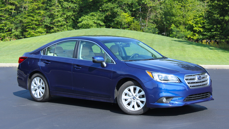 2016 Subaru Legacy 2.5i Touring: Review