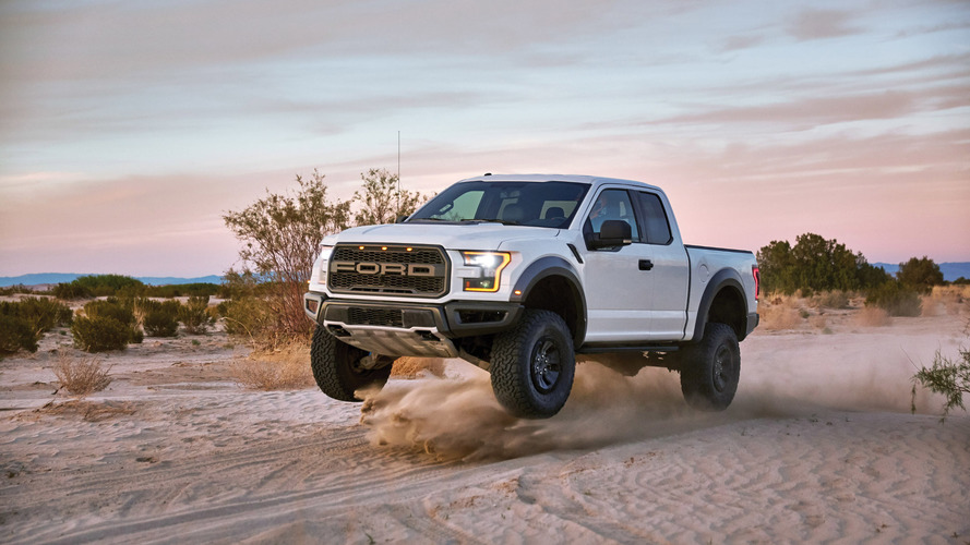2017 Ford F-150 Raptor promo video