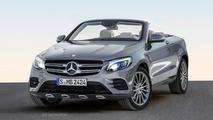 Mercedes GLC Cabrio render