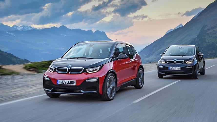 2018 BMW i3 ve i3s'i resmi videolarla tanıyın