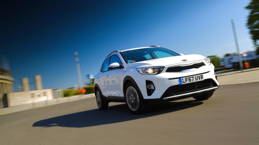 New Kia Stonic Priced From £16,295