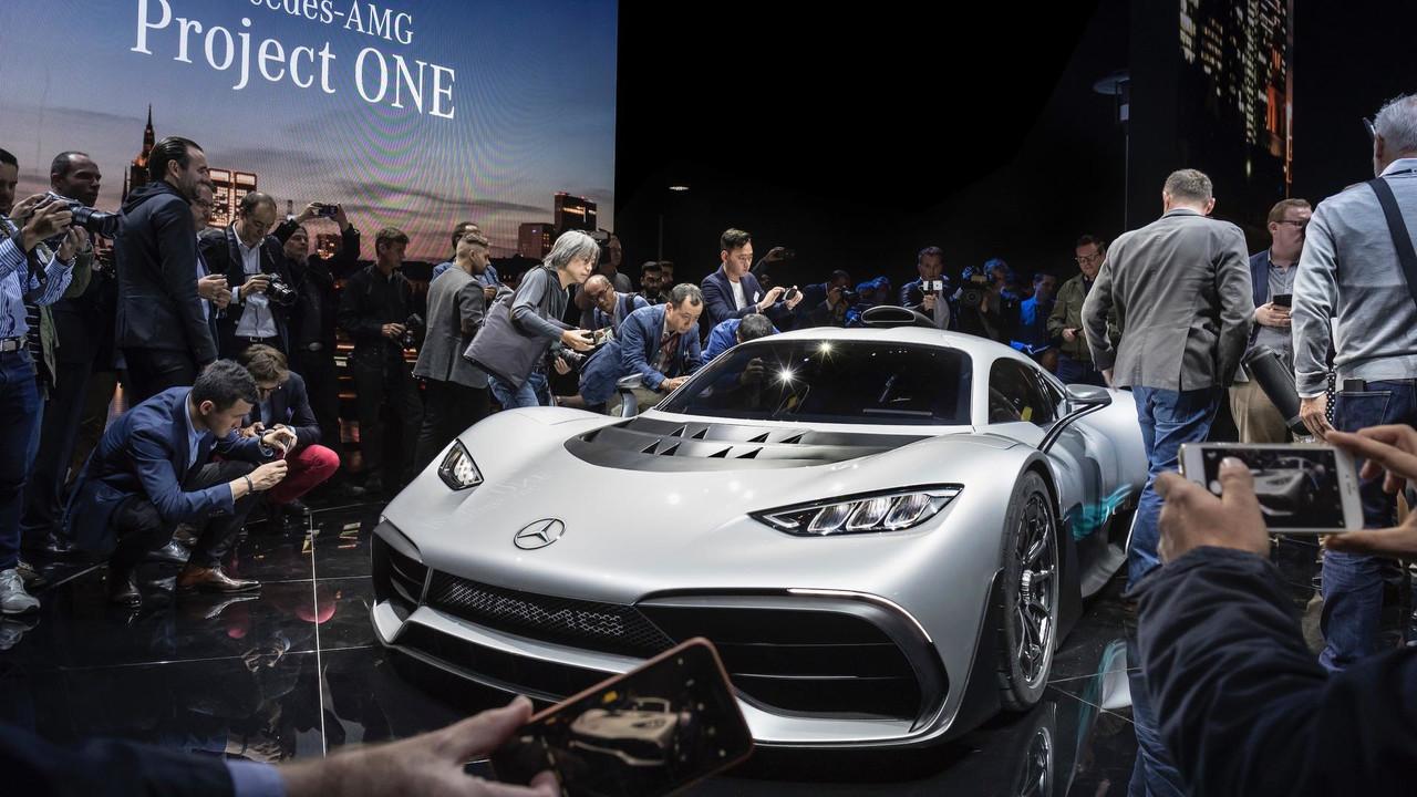 Frankfurti Autószalon 2017