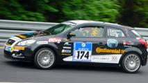 Kia pro_cee'd at Nürburgring 24-hours