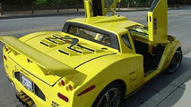 Fiero Ferrari Enzo kit car for sale on eBay