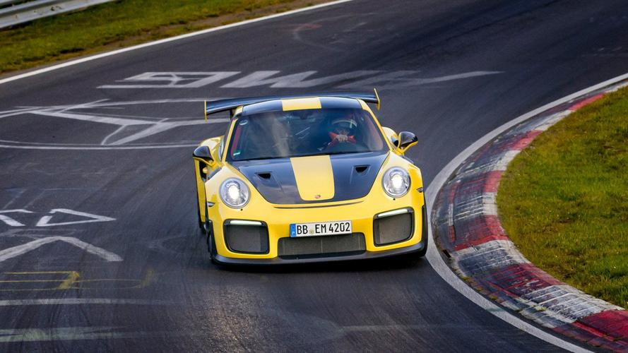 VIDÉO - La Porsche 911 GT2 RS bat un nouveau record sur le Nürburgring