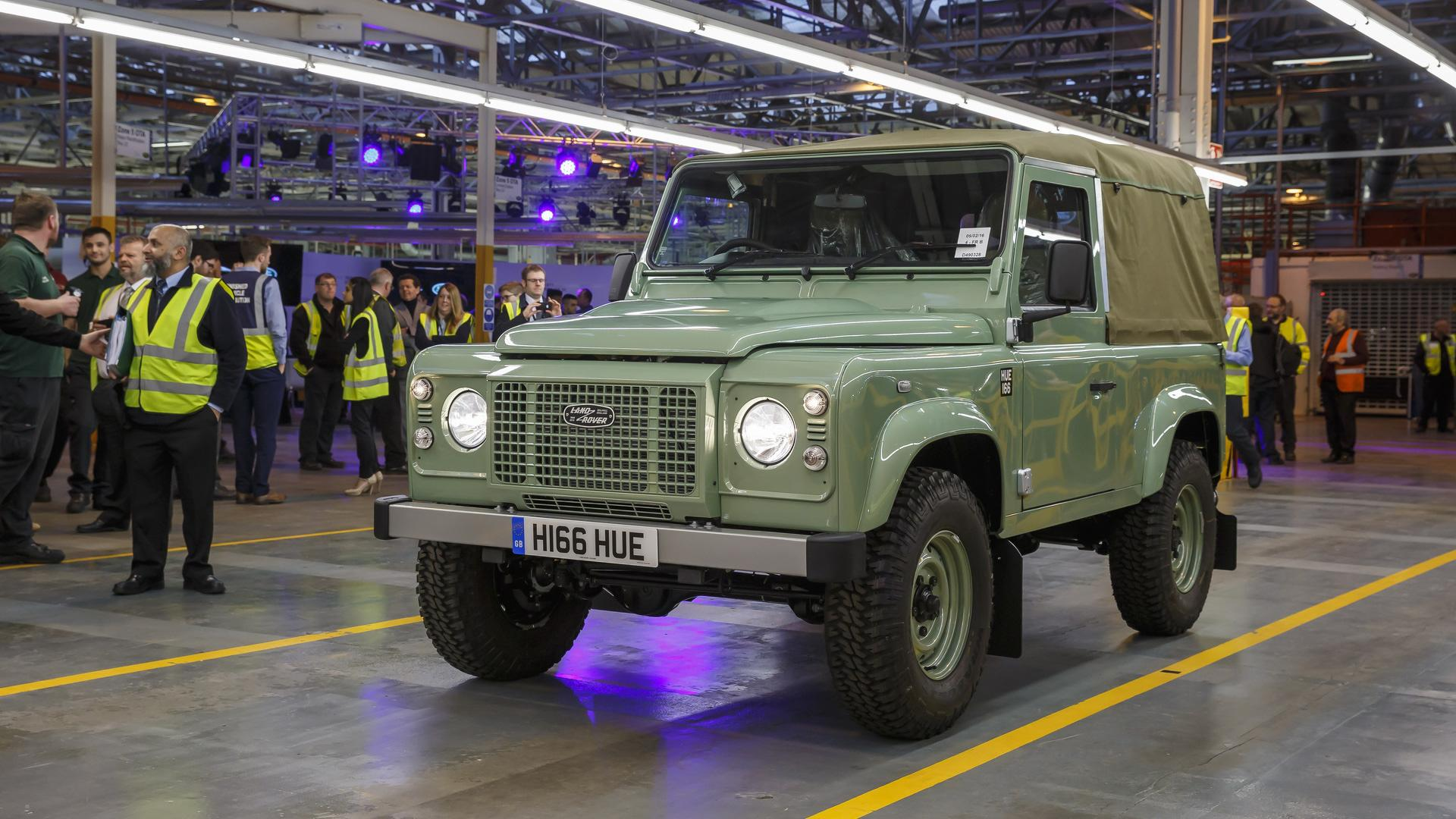 land restomod rover upgrades series sale restored defender landrover watch with for youtube