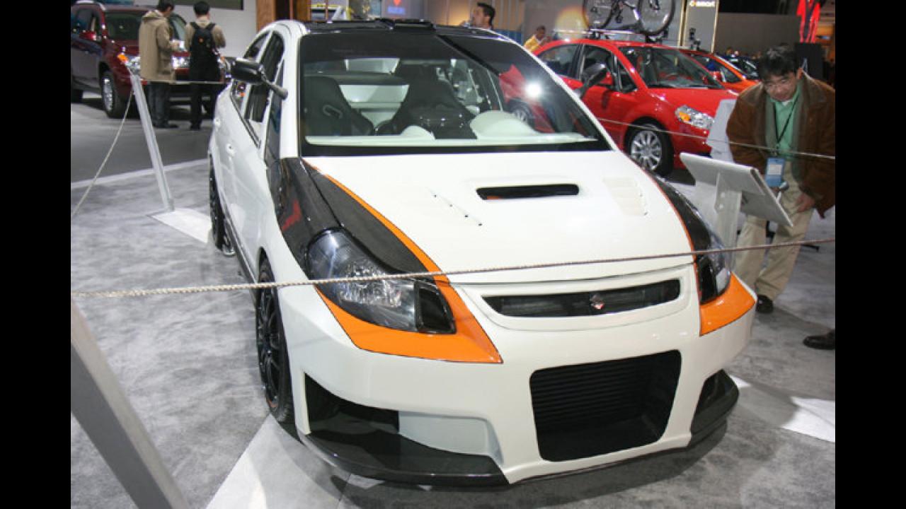 Suzuki SXForce