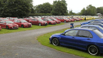 Mitsubishi Lancer Register Breaks World Record