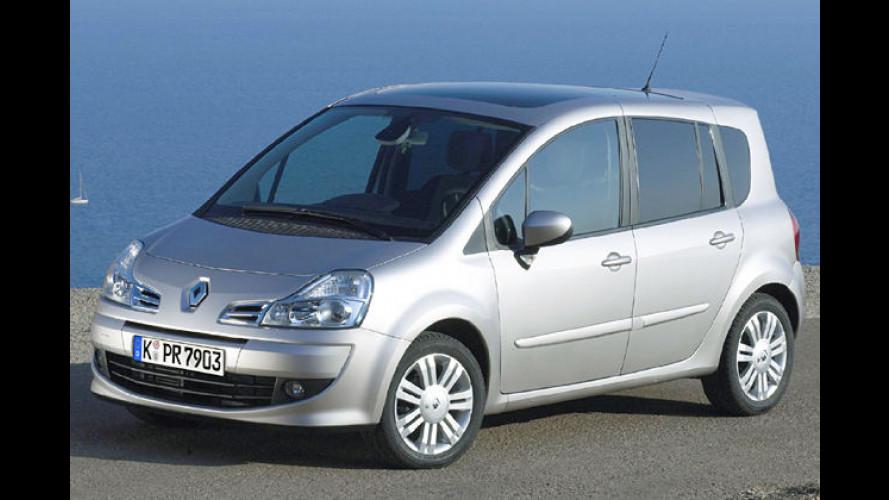 Renault bringt Modus-Langversion Anfang 2008