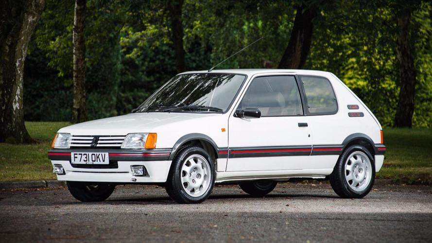 Peugeot 205 1.9 GTi - 1988