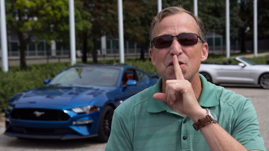 2018 Mustang Gets Quiet Exhaust Mode To Pacify Snooty Neighbors