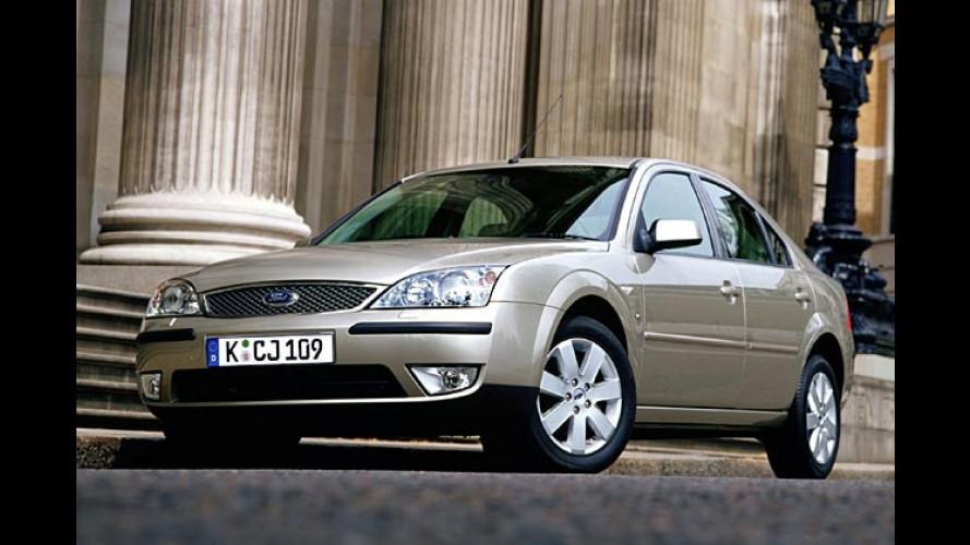 Neu bei Ford: Unter anderem 2,2-Liter-Top-Diesel mit 155 PS