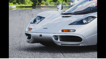 1995 McLaren F1 first fully U.S. federalized