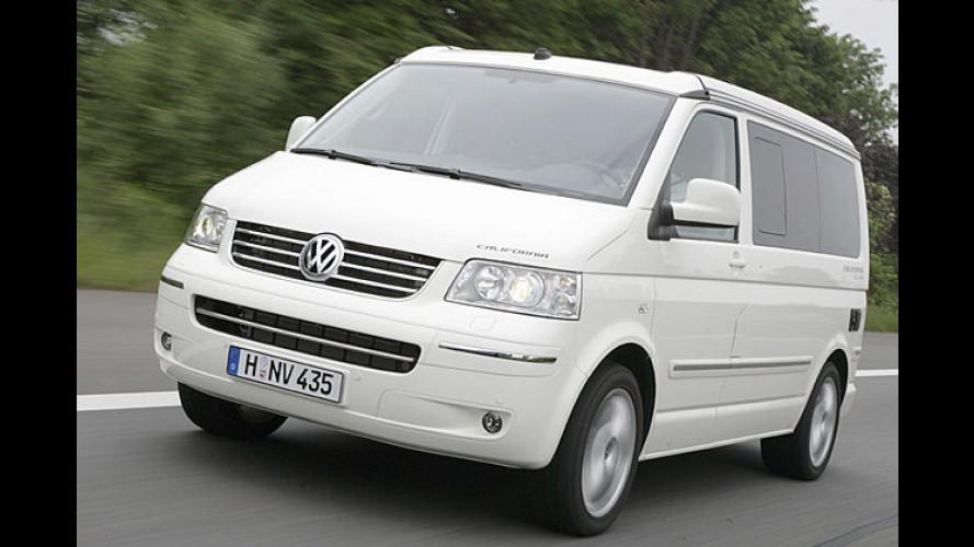 Volkswagen bringt T5 California als Sondermodell NoLimit