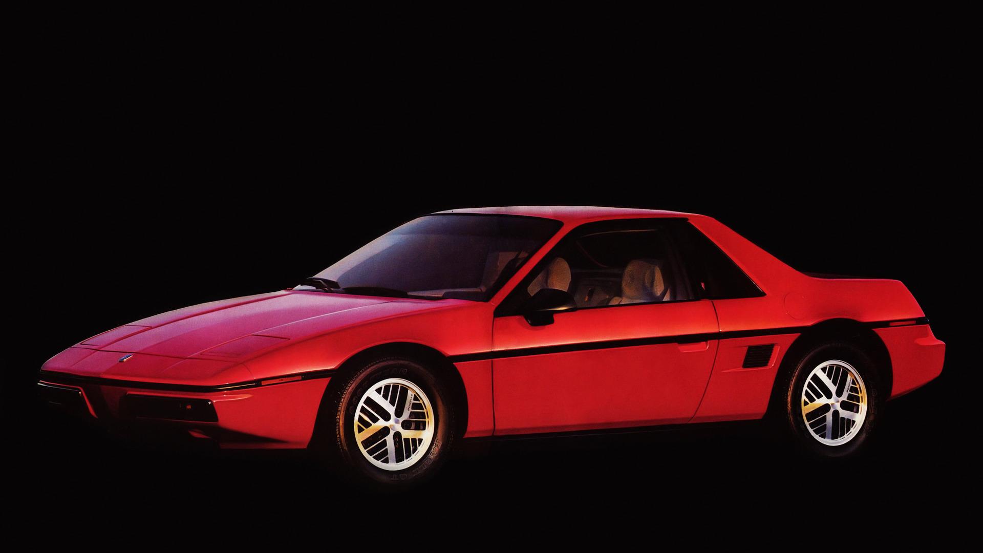 Pontiac Sports Cars 32