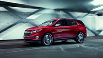 Canadian-made 2018 Equinox highlights Montreal Auto Show