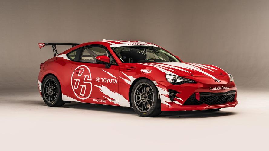 Toyota Motorsport GmbH GT86 CS-Cup