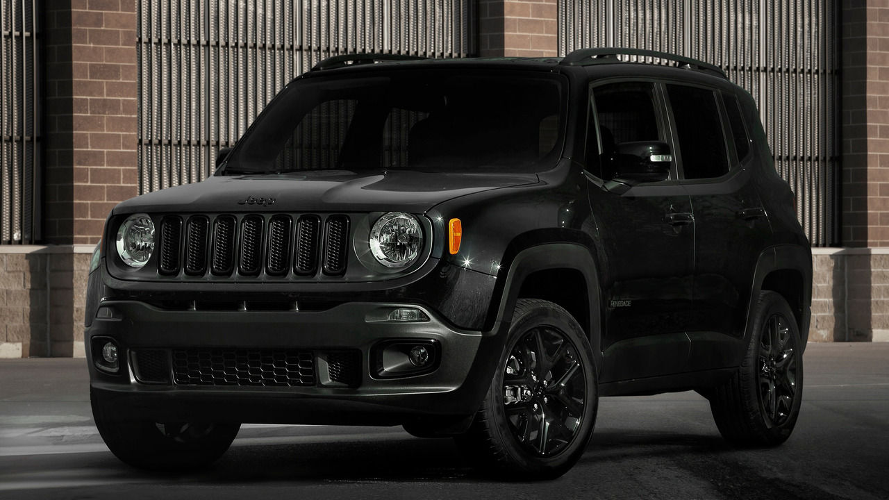 Jeep Renegade Altitude