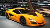 Bristol will launch a hybrid supercar this year