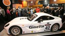 Ginetta G40 live at 2010 Autosport International - 1600