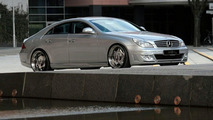 Mercedes-Benz CLS-Class Aero kit by MEC Design
