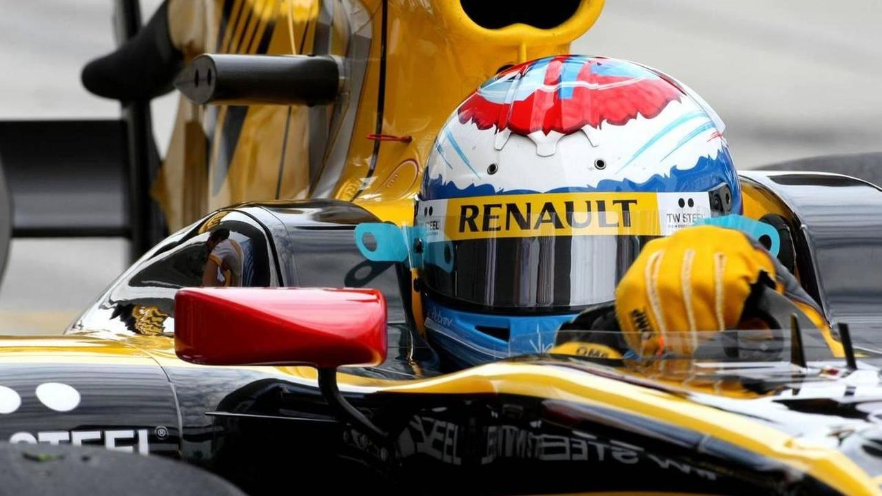 Vitaly Petrov (RUS), Renault F1 Team - Formula 1 World Championship, Rd 16, Japanese Grand Prix, 08.10.2010 Suzuka, Japan